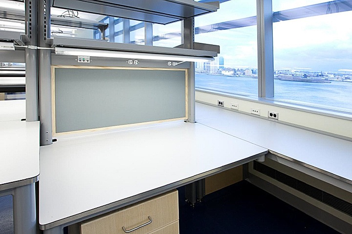 OPEN LAB RECONFIGURABLE CASEWORK SYSTEMS